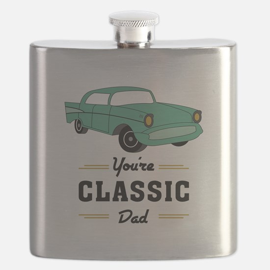 Classic Dad Flask