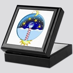 Artic Pole Keepsake Box