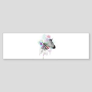 WATERCOLOR INK Bumper Sticker