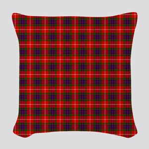Fraser Scottish Tartan Woven Throw Pillow