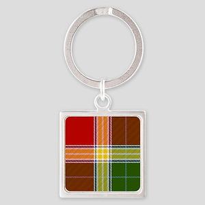 Gibson Scottish Tartan Keychains