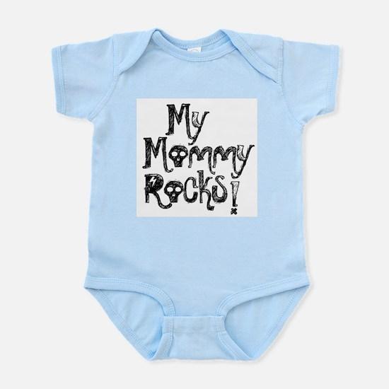 My Mommy Rocks! Infant Bodysuit