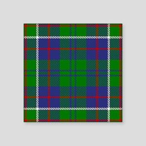 Hunter Scottish Tartan Sticker