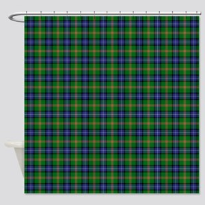 Jones Scottish Tartan Shower Curtain