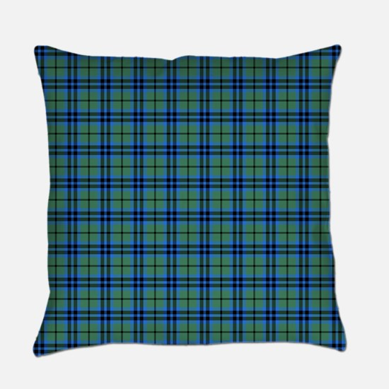 Keith Scottish Tartan Everyday Pillow