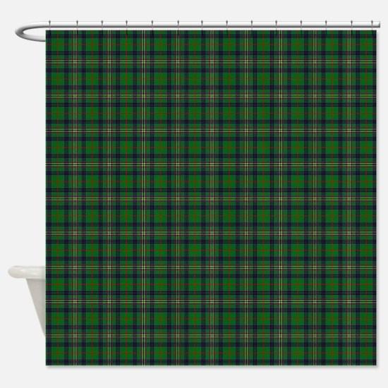 Kennedy Scottish Tartan Shower Curtain