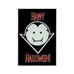 Count Smile Rectangle Magnet (10 pack)