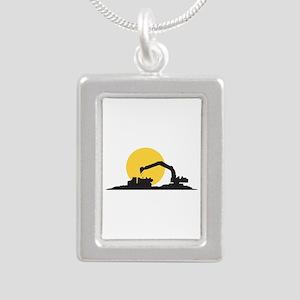Construction Site Necklaces