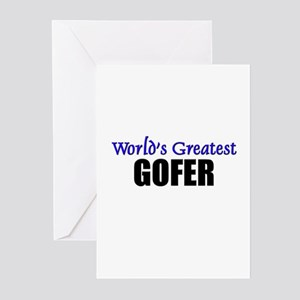 Worlds Greatest GNOTOBIOLOGIST Greeting Cards (Pk