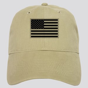 Subdued US Flag Tactical Cap