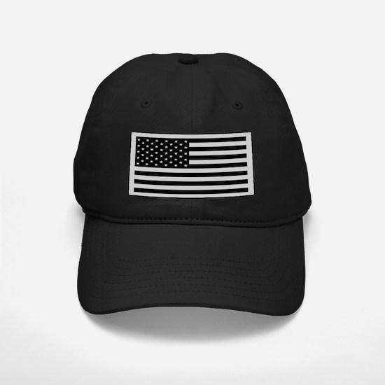 Subdued US Flag Tactical Baseball Hat