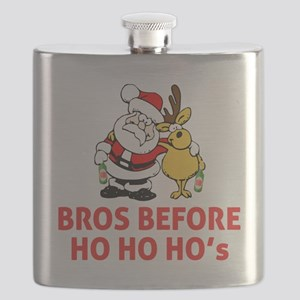 Bros Before Ho's Flask