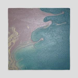 Ocean Blue 3 Queen Duvet