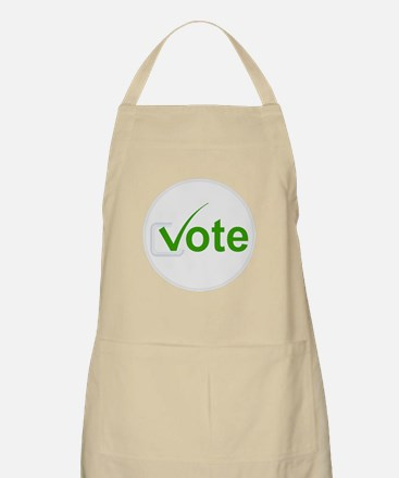 Vote for Green! Apron