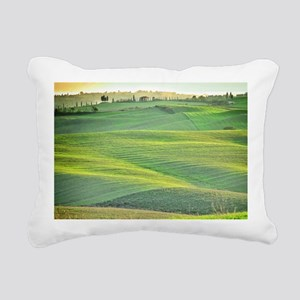 Tuscany Rectangular Canvas Pillow