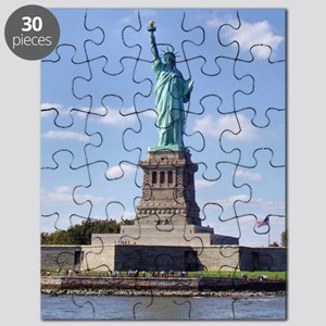The Statue of Liberty Puzzle