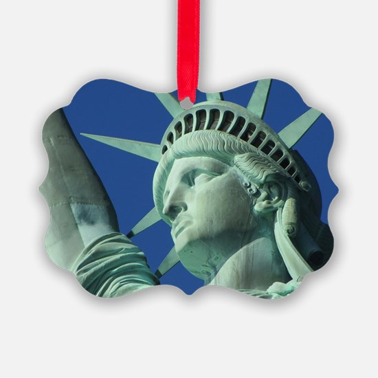 The Statue of Liberty Ornament