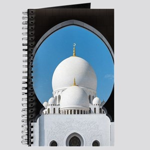 Sheikh Zayed Mosque Journal