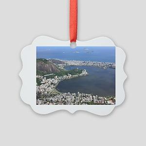 Rio de Janeiro Picture Ornament