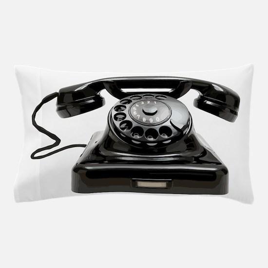 Unique Telephones Pillow Case