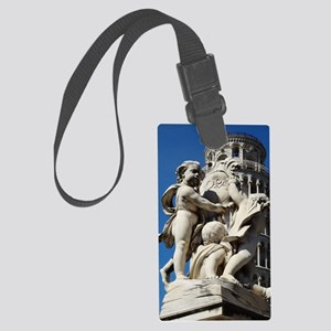 Pisa Large Luggage Tag