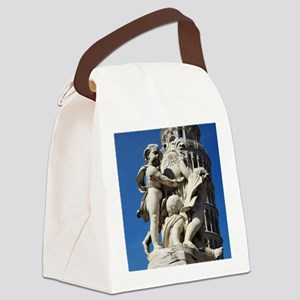 Pisa Canvas Lunch Bag