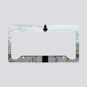Palace Square License Plate Holder