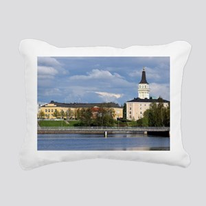 Oulu Rectangular Canvas Pillow