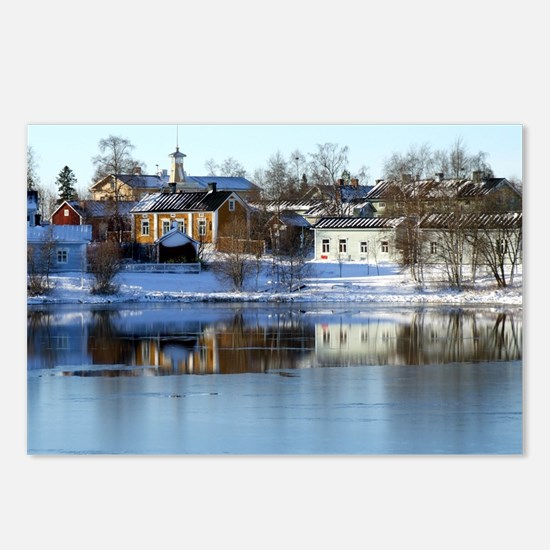Oulu Postcards (Package of 8)