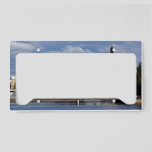 Oulu License Plate Holder