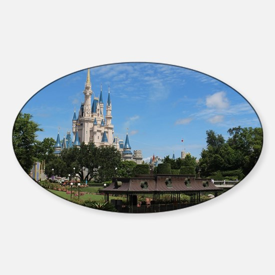 Orlando Sticker (Oval)