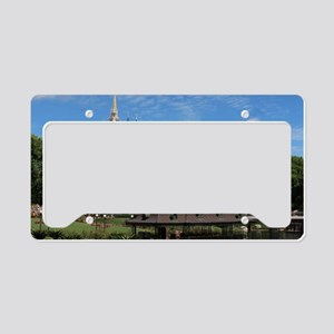 Orlando License Plate Holder