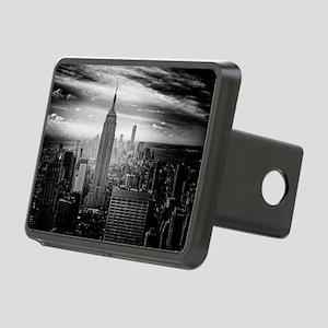 New York Rectangular Hitch Cover