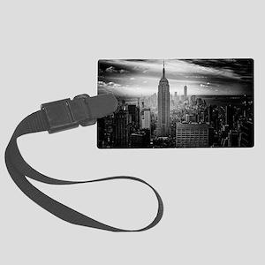 New York Large Luggage Tag