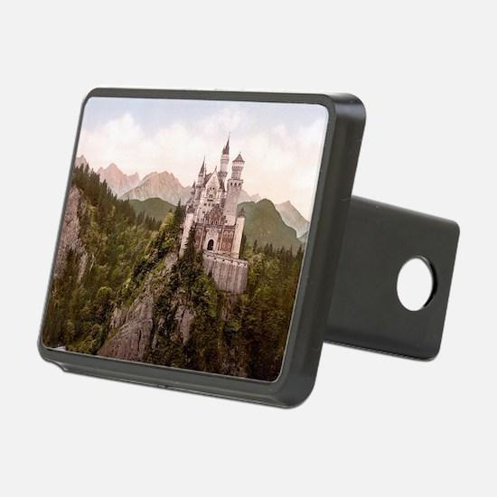 Neuschwanstein Castle Hitch Cover