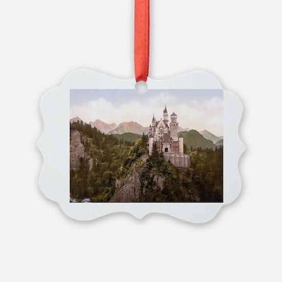 Neuschwanstein Castle Ornament