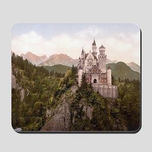Neuschwanstein Castle Mousepad