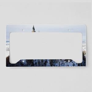 Neuschwanstein Castle License Plate Holder