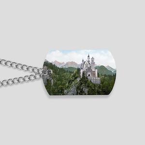 Neuschwanstein Castle Dog Tags