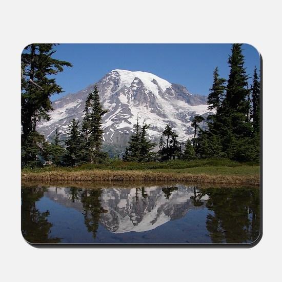 Mount Rainier Mousepad