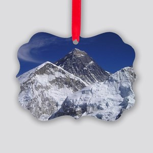 Mount Everest Picture Ornament