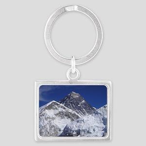 Mount Everest Landscape Keychain