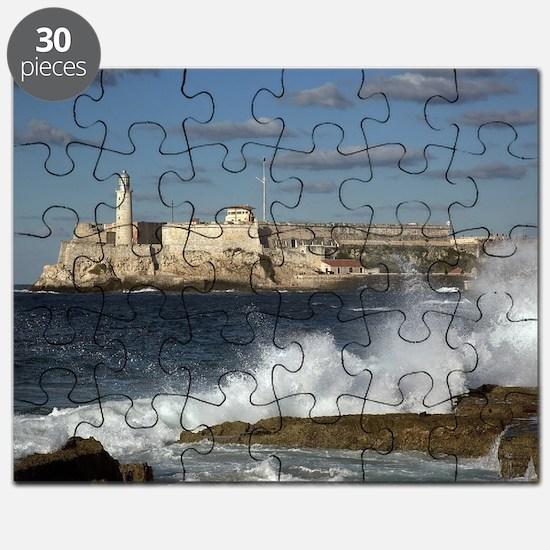 Morro Castle Puzzle