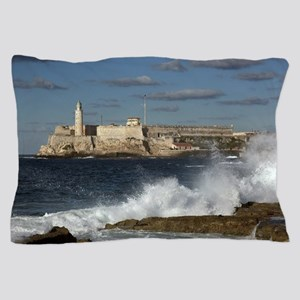 Morro Castle Pillow Case