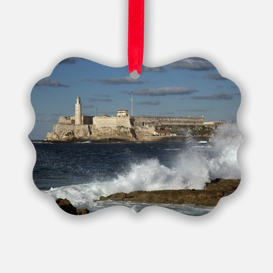 Morro Castle Ornament