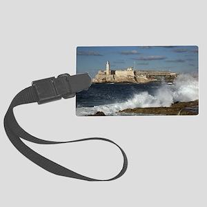 Morro Castle Large Luggage Tag