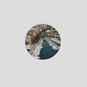 Monaco Mini Button