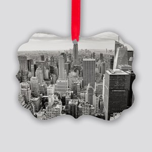 Manhattan Picture Ornament
