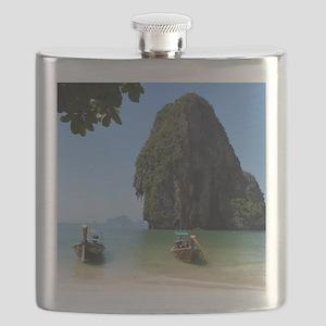 Krabi beach Flask