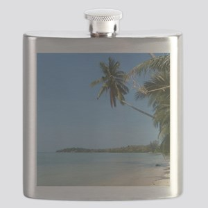 Koh Samui beach Flask